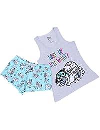 d94a9e19e1 Suchergebnis auf Amazon.de für: pyjama damen hund - Baumwolle ...