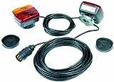 Ring Automotive RCT800 Magnetisches Rücklicht für den Carvanbereich, Fahrradtransport, Boottransport, 12 V
