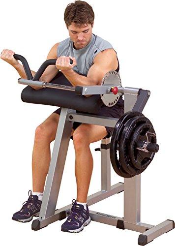 BODY-SOLID GCBT-380 Armtrainer Bizepsmaschine Trizepsmaschine