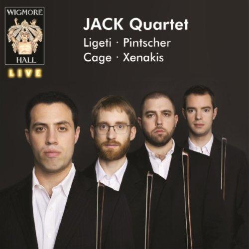 String Quartet in Four Parts: Quodlibet
