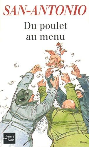 Du poulet au menu