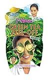 Montagne Jeunesse Green Tea, Mascarilla exfoliante y limpiadora para la cara - 10 ml.
