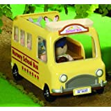 Sylvanian Families - Autobús Escolar De La Guardería Arcoiris Sylvanian