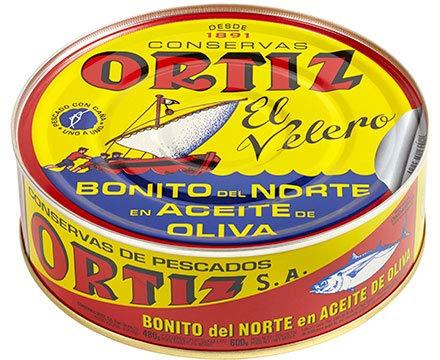 Ortiz Bonito del Norte - Tonno...