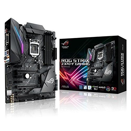 Asus ROG STRIX Z370-F GAMING Carte Mère Intel Socket 1151