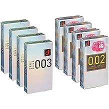 Japanese Condom [Buying] set Okamoto Mega box set standard