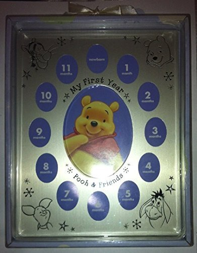 disney-baby-winnie-the-pooh-friends-my-first-year-picture-photo-frame-by-k-mart