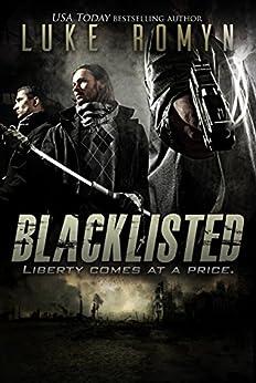 Blacklisted (English Edition) de [Romyn, Luke]