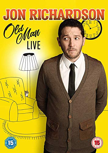 Jon Richardson: Old Man - Live [...