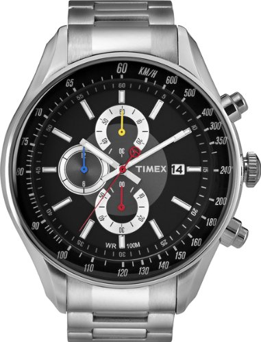 51mi3WsRqNL - Timex Chronograph Mens T2N153 watch