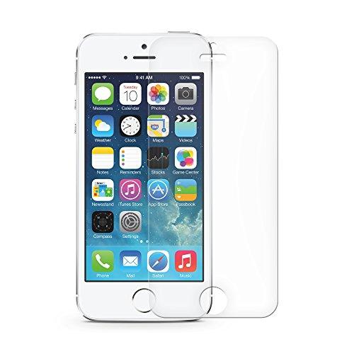 Schpeix - Panzerglas | Schutzfolie 3D Touch für iPhone Se / 5 / 5s Schutzglas | 9H Panzerfolie | Displayschutzfolie | Hartglas