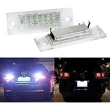 LED Kennzeichenbeleuchtung VW viele Volkswagen Modelle Nummernschildbeleuchtung
