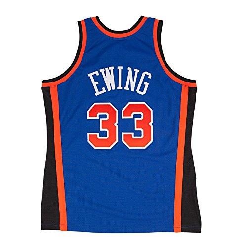 Mitchell & Ness Patrick Ewing New York Knicks 1998-99 Authentic NBA Trikot XXL