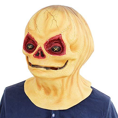 Karneval Halloween Latex Maske Party Beängstigend Beängstigend Requisiten DIY Cos Maske (Beängstigend Halloween Requisiten Diy)