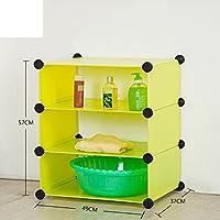bagno bagno Storage rack/Plastica piano bacino del