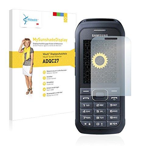 Vikuiti Bildschirmschutzfolie ADQC27 von 3M für Samsung Xcover 550 Schutzfolie Folie - Klar, Reflexmindernd
