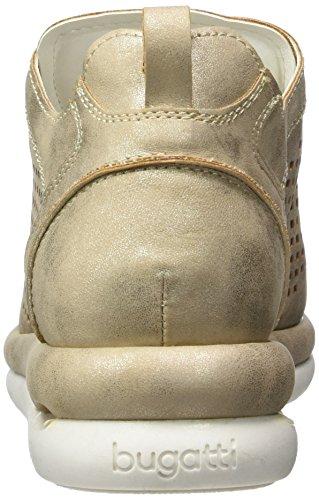 Bugatti J94066n, Chaussures De Sport Basses Pour Femmes Gold (gold 804)