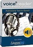 Voice Reader Studio 15 Türk / Turkish – Professional Text-to-Speech Software