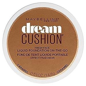 Maybelline Dream Cushion Foundation, Caramel