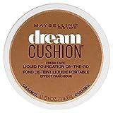 Best e.l.f. Cosmetics liquid foundation - Maybelline Dream Cushion Liquid Foundation 60 Caramel 30ml Review