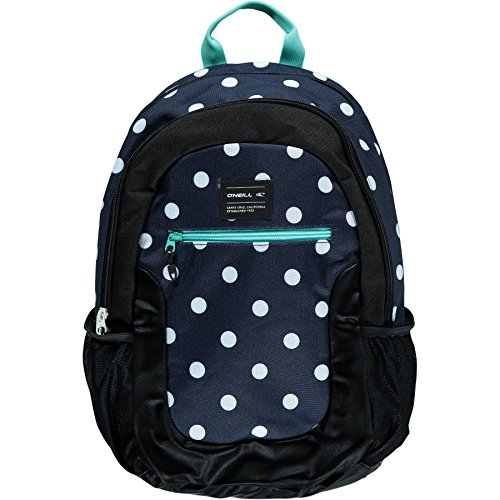 O' Neill Wedge Backpack Blue Aop W/White