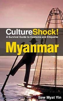CultureShock! Myanmar by [Saw, Myat Min]