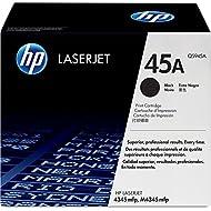 HP Q5945A - Cartucho de tóner original LaserJet HP 45A negro