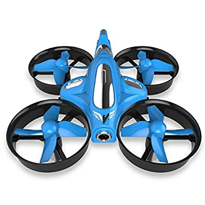 ZZH Quadcopter Intelligent RC 6 Axis Gyro Speed Adjustable 360degree Rolling Drones for Kids Adults Beginners without Camera