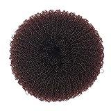 Donne ragazze spugna capelli panino creatore anello ciambella forma hairband styler strumento magico acconciatura creatore panino accessori fascia per capelli, caffè, s