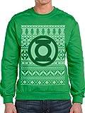 DC Comics Green Lantern Weihnachtspulli