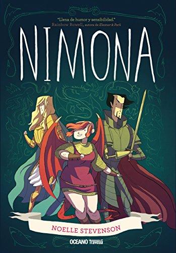 Nimona (Historias gráficas) por Noelle Stevenson