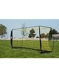 POWERSHOT® QuickFire Fußballtor - Kindertor - Rebounder - 2 in 1 - 1 JAHR GARANTIE - 100% Wetterfest