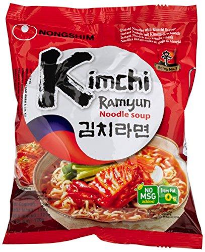 Nongshim Kimchi Ramen title=