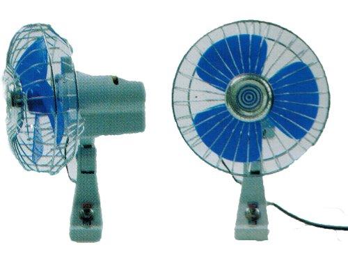 24-v-metall-und-kunststoff-durchmesser-ca-20cm-lkw-ventilator-362632-blau-kuhler-raum-lufter-luft-er
