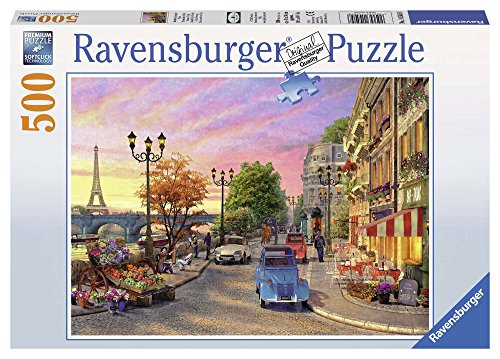 Ravensburger 14505 - Abendstimmung in Paris