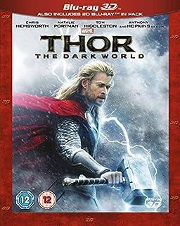Thor: The Dark World [Blu-ray 3D] [2013] [Region Free] (B00CLCQF3G) | Amazon price tracker / tracking, Amazon price history charts, Amazon price watches, Amazon price drop alerts