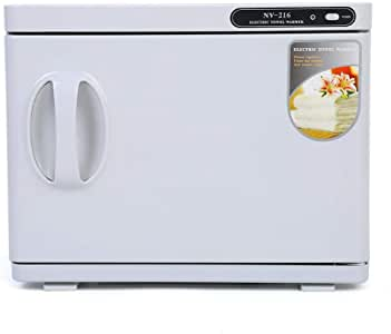 Sterilizzatore Cabinet Sterilizzatore UV Asciugamani 2 in 1 Riscaldamento di Asciugamani Scalda Asciugamani Cabinet per Uso della Beauty Hair Salon Spa Casa 110W