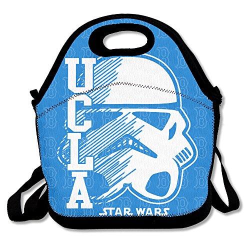 NCAA UCLA Bruins Star Wars Storm Trooper Almuerzo Tote Bag