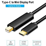 Generische USB 3.1 Type C to Mini DisplayPort 4K @60Hz 1.8M | USB C 3.1 to Mini DP USBV3.1