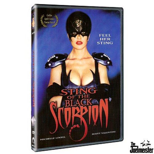 Bild von Sting of Black Scorpion [Import USA Zone 1]
