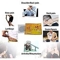 Qewmsg 1PC Bee Venom Balm Patch Joint Pain Patch Neck Back Body Massage Pain Killer preisvergleich bei billige-tabletten.eu