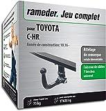 Rameder Attelage rotule démontable pour Toyota C-HR + Faisceau 7 Broches...