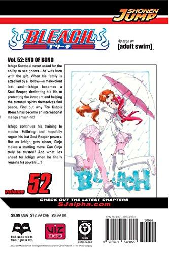 Bleach Volume 52