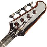 Epiphone Thunderbird-IV (Reverse), Electric Bass Guitar, Alder Wood Body, Maple Neck