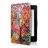 kwmobile Amazon Kindle Paperwhite Hülle - Kunstleder eReader Schutzhülle Cover Case für Amazon Kindle Paperwhite (für Modelle bis 2017)