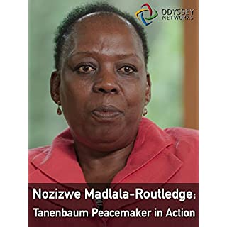 Clip: Nozizwe Madlala-Routledge: Tanenbaum Peacemaker in Action