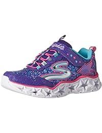 Skechers Galaxy Lights, Zapatillas Para Niñas