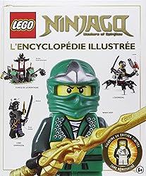 Lego Ninjago, l'encyclopédie - tome 1 - Lego Ninjago : L'Encyclopédie illustrée