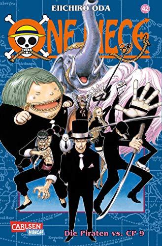 One Piece, Bd.42