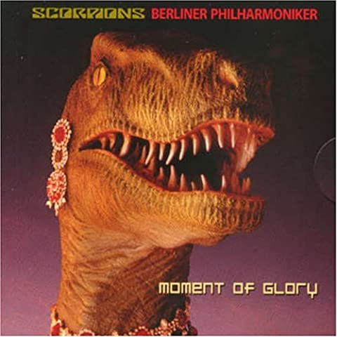 Moment of Glory (w/Berlin Philharmoni by Scorpions